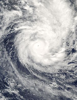 Cyclone Percy - Image: Cyclone Percy 2005