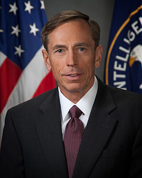 Portrait de David Petraeus en 2011.