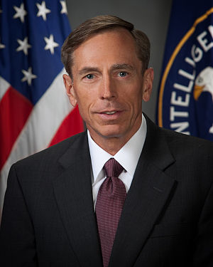 Official photo of David Petraeus, Director of ...