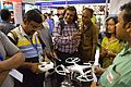 DJI Innovations - Phantom - Quadcopter Demonstration - 8th International Photo Video Fair - Image Craft - Khudiram Anusilan Kendra - Kolkata 2013-09-07 2161.JPG
