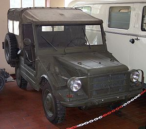 DKW Munga - DKW Munga