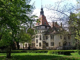 Slavonia - Castle Mailáth, Donji Miholjac.
