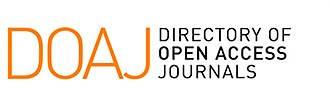Directory of Open Access Journals - Image: DOAJ logo