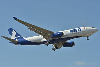 MNG Airlines - MNG Airlines Airbus A330-200F