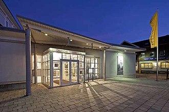 German Clock Museum - Main entrance