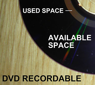 DVD recordable Recordable optical disk technology