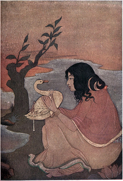 File:Damayanthi (Myths of the Hindus and Buddhists).jpg