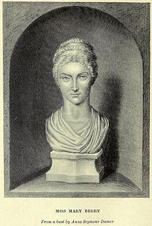 Mary Berry (writer, born 1763) writer