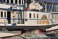Dampfschiff Stadt Rapperswil - General-Guisain-Quai 2011-07-31 19-20-48.jpg