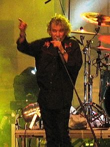 Dan McCafferty, 2009.JPG