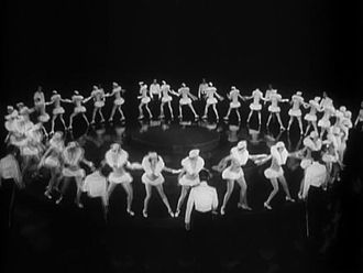 42nd Street (film) - Image: Dance No 2in 42nd St 1933Trailer