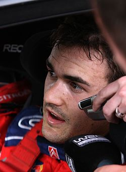 Dani Sordo a 2008-as Új-Zéland-ralin