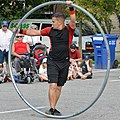 Daniel Craig of The Street Circus at the 2018 Waterloo Busker Carnival 10.jpg