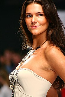 Daniella Sarahyba Brazilian model
