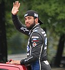 Darrell Wallace, Jr Road America 2015.jpg