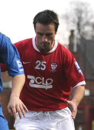 Hyde United F.C. - Darren Kelly is the current manager of Hyde United.