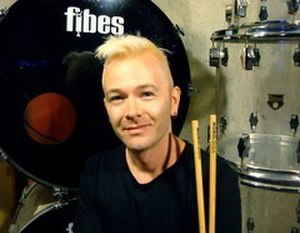 David Keith (drummer) - Image: David.Keith.drummer