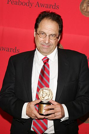 David Milch - David Milch at the 64th Annual Peabody Awards
