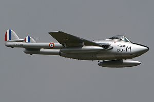 De Havilland Vampire FB.6, Private JP6615516.jpg