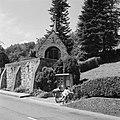 De kapel aan de weg tussen Küssnacht en Luzern op haar oude locatie (tot 1960), , Bestanddeelnr 254-3624.jpg