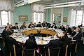 De nordiska undervisnings- forskningsministrarna har mote under Nordiska radet session i Stockholm.jpg