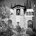 De tuin van de Church of the agony (Kerk van het heilige lijden) ook wel bekend , Bestanddeelnr 255-5331.jpg
