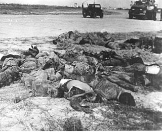 Tet Offensive attack on Tan Son Nhut Air Base Battle in Vietnam involving the United States in early 1968