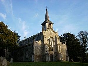 Debden, Uttlesford - Image: Debden church