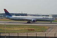 N829MH - B764 - Delta Air Lines