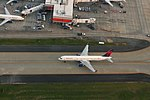 Delta N900PC Boeing 757-200 From Above ATL June 2015 (43824128461).jpg