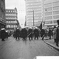 Demonstraties in Luik tegen de Eenheidswet, Rijkswacht in Luik, Bestanddeelnr 911-9346.jpg