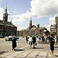 Denmark. Copenhagen, Town Hall Square.jpg