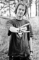 Dennis Lyxzén @ Hultsfredsfestivalen 1994.jpg