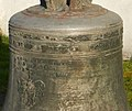 Densbüren Kirche - Glocke 1663 - Oben 2.jpg