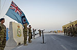 Deployed UK forces pay tribute to 'The Few' 130920-F-JF989-038.jpg