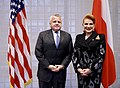 Deputy Secretary Sullivan is Greeted by Ambassador Mosbacher in Poland (32512527518).jpg
