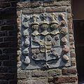 Detail poortgebouw, wapensteen, wapen van Anton I graaf van Aldenburg, sinds 1667 heer van Doorwerth - Doorwerth - 20424081 - RCE.jpg