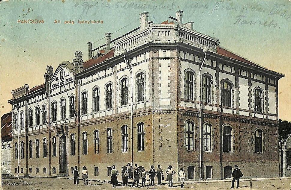 Devojačka škola u Pančevu