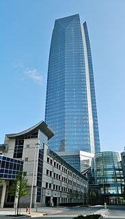Devon Energy Center (Oklahoma City) building in Oklahoma City
