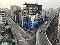 Dhaka Moghbazar-Mouchak flyover 01.jpg