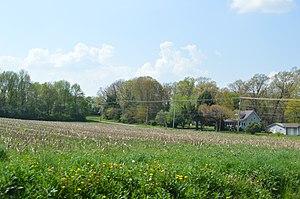 Franklin Township, Butler County, Pennsylvania - Fields east of Prospect