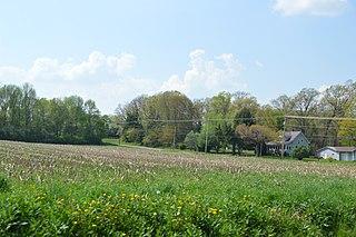 Franklin Township, Butler County, Pennsylvania Township in Pennsylvania, United States