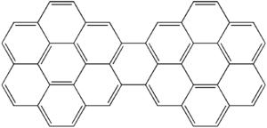 Dicoronylene - Image: Dicoronylene structure