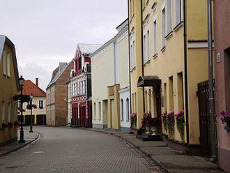 Kėdainiai - Kėdainiai old town