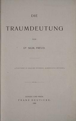 Die Traumdeutung,Dr. Sigmund Freud,traumdeuter kostenlos,traumdeutung hochzeit,traumdeutungen schlange