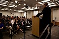 Director Cordray delivers first speech as head of CFPB (7349219196).jpg