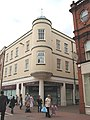 Distinctive building, Commercial St, Hereford - geograph.org.uk - 471449.jpg