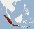 Distribution of Cynopterus titthaecheilus.png