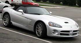 Dodge Viper SRT-10 ZB