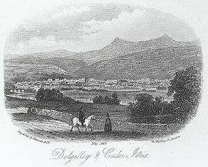 Dolgelley & Cader Idris